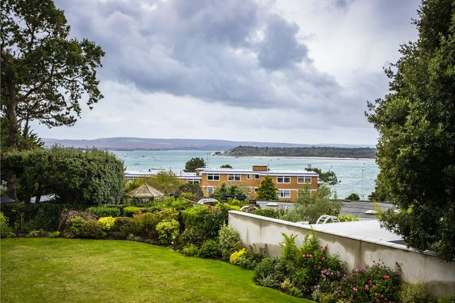 Thumbnail Flat for sale in Crichel Mount Road, Canford Cliffs, Poole