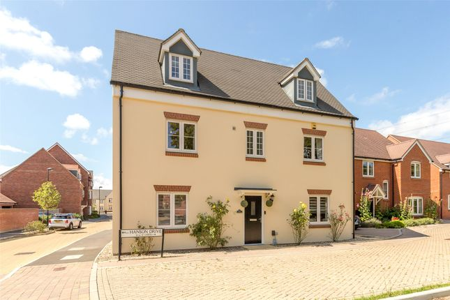Thumbnail Detached house for sale in Hanson Drive, Oxford, Oxon