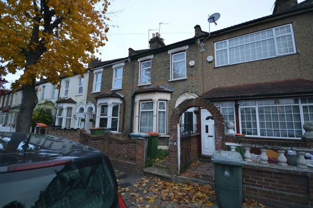Thumbnail Terraced house for sale in Sutton Court Road, Plaistow, London
