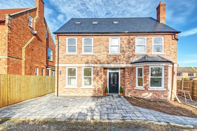 Thumbnail Detached house for sale in Geddington, Kettering, Northamptonshire