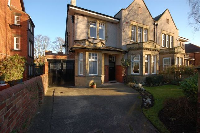 Thumbnail Semi-detached house for sale in Tynedale Terrace, Benton, Newcastle Upon Tyne