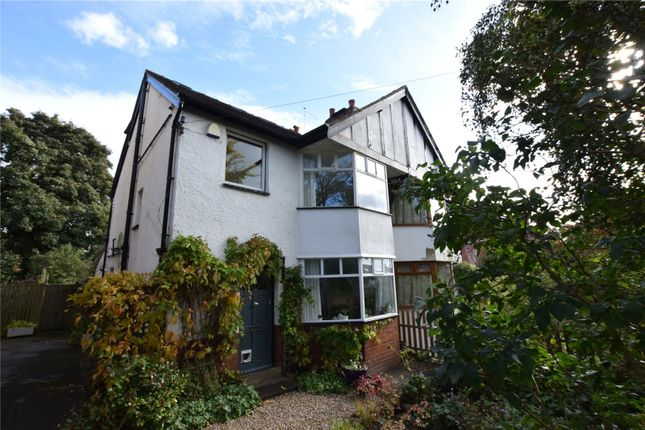 Thumbnail Semi-detached house for sale in Richmond Road, Leeds, West Yorkshire