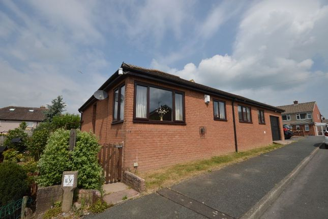 Thumbnail Semi-detached bungalow to rent in Huntley Court, Penrith