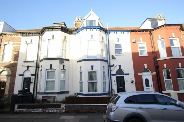 Thumbnail Terraced house for sale in Allerton Road, Tranmere, Wirral
