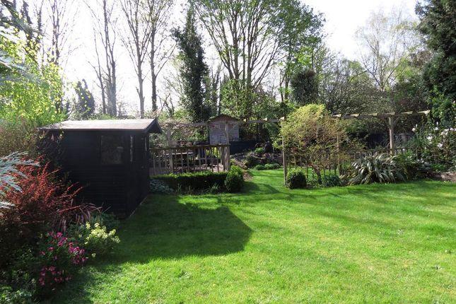 Thumbnail Semi-detached house for sale in Salisbury Avenue, Cheam, Cheam, Surrey