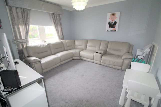 Lounge of Hospital Street, Coatbridge ML5