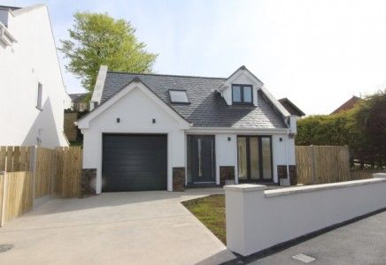 Thumbnail Detached house for sale in Hillside House, Vernon Road, Ramsey, Isle Of Man