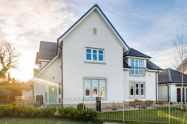 """Thumbnail Detached house for sale in """"Napier"""" at Dalmahoy Crescent, Balerno"""