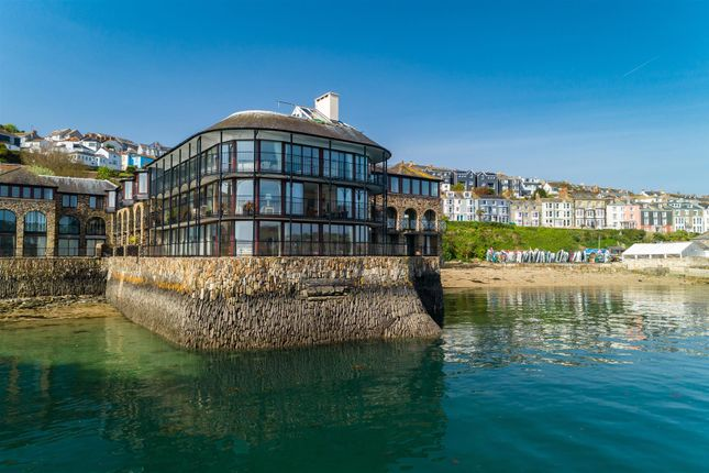 Thumbnail Flat for sale in Admirals Quay, The Packet Quays, Falmouth