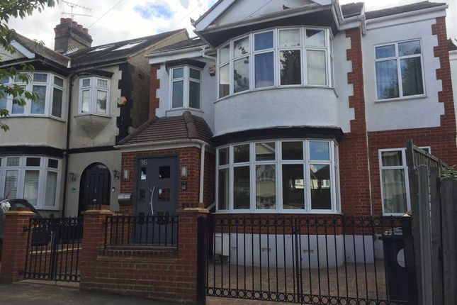 Thumbnail Property to rent in Oak Hill Close, Woodford Green
