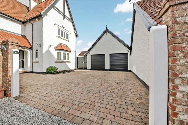 Thumbnail Detached house for sale in Manor Fields, West Ella, Hull