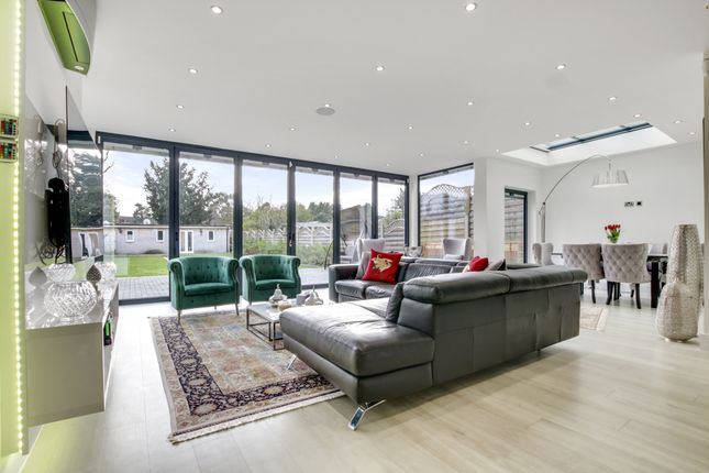 5 bed semi-detached house for sale in Queens Walk, London NW9