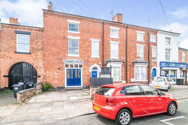 Thumbnail Terraced house for sale in Margaret Road, Birmingham, West Midlands