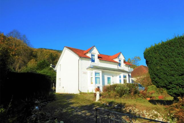Thumbnail Detached house for sale in Hamilton House, Blairmore, Dunoon