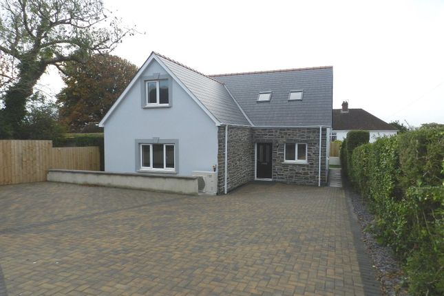 Thumbnail Detached bungalow for sale in Peace Haven, Haven Road, Haverfordwest, Pembrokeshire