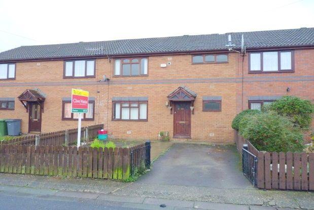 Thumbnail Terraced house to rent in Naseby Close, Prenton