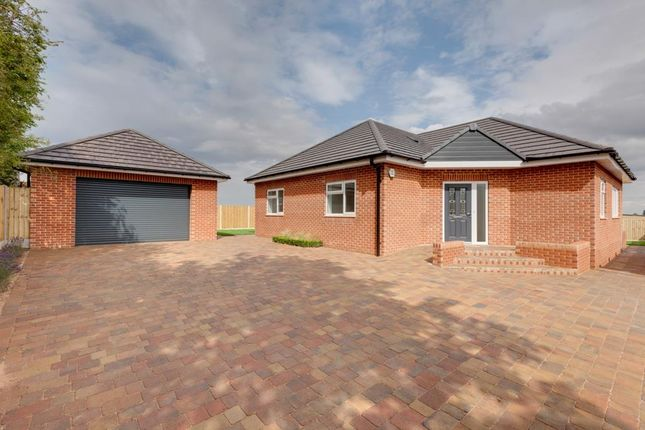 Thumbnail Detached bungalow for sale in Hillside, Plot 1, Holmes Field Close, Kiveton Park Station, Sheffield