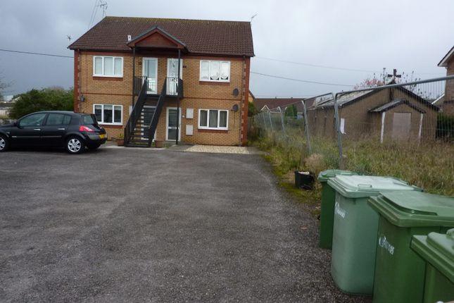 Thumbnail Flat to rent in Loxley Court, Trethomas