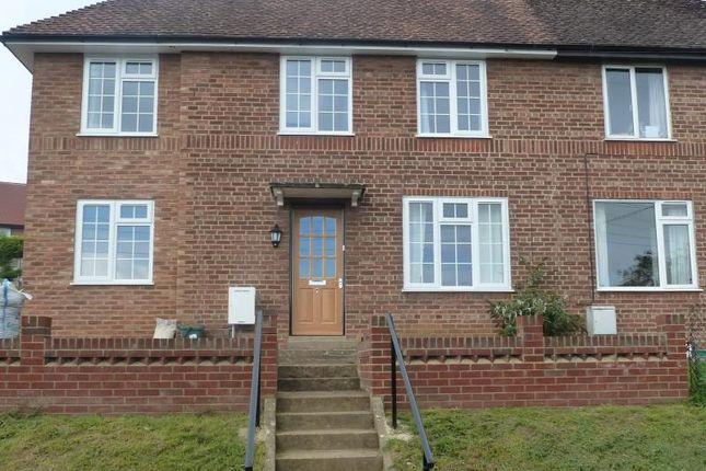 Thumbnail Semi-detached house to rent in Bath Lane Terrace, Buckingham