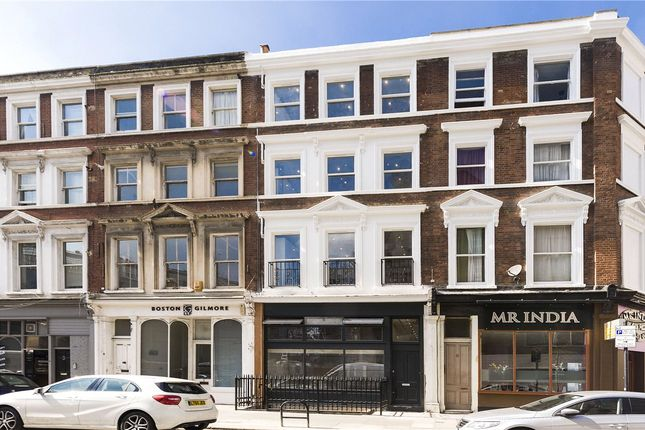 Thumbnail Terraced house for sale in Beaconsfield Terrace Road, London