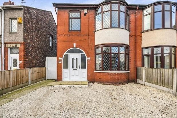 Thumbnail Property to rent in Haresfinch Road, St. Helens