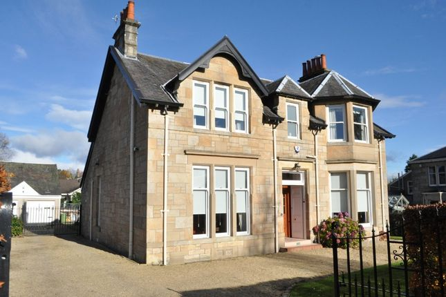 Thumbnail 5 bedroom detached house for sale in Glenburn Road, Bearsden, East Dunbartonshire