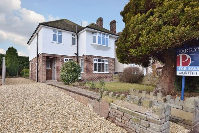 Thumbnail Detached house for sale in Camp Road, Ross-On-Wye