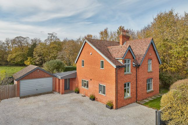 4 bed detached house for sale in Old North Road, Longstowe, Cambridge CB23