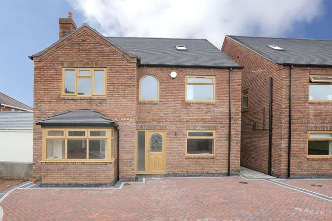 Thumbnail Detached house for sale in Sedgley Road, Penn Common, Wolverhampton