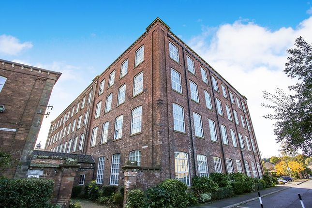 Thumbnail Flat for sale in Higginson Mill, Denton Mill Close, Carlisle, Cumbria