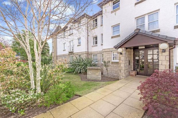 Thumbnail Flat for sale in Glenearn Court, Pittenzie Street, Crieff