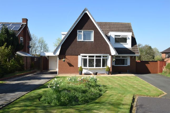 Thumbnail Detached house for sale in Stirling Drive, Sutton Hill, Telford