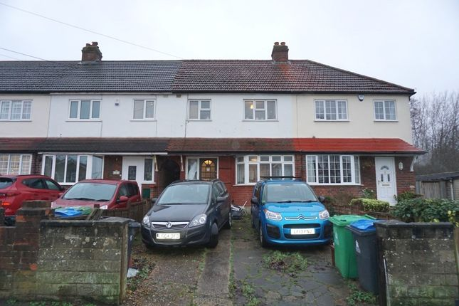 3 bed terraced house for sale in Compton Crescent, Chessington KT9