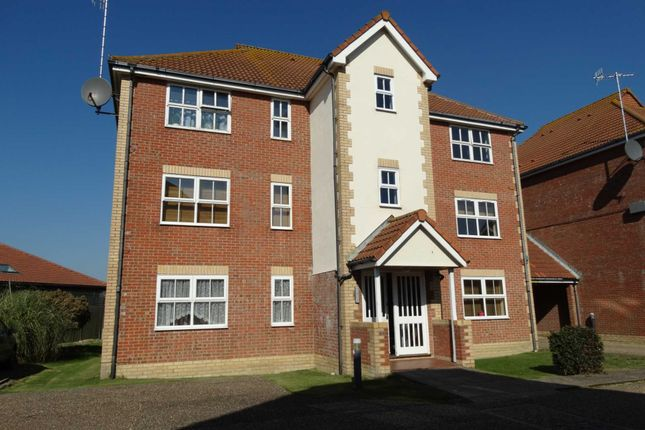 Thumbnail Flat to rent in Quebec Close, Eastbourne