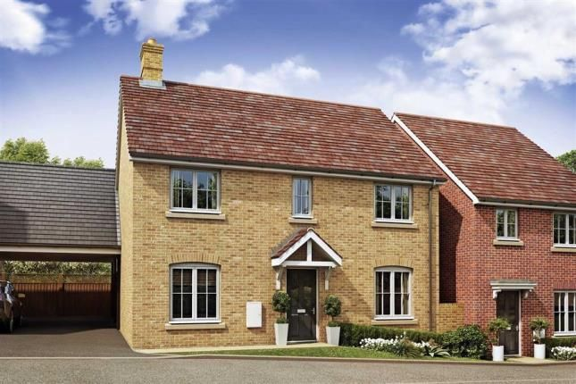 Thumbnail Property for sale in Oakbrook San Andres Drive, Newton Leys, Bletchley, Milton Keynes