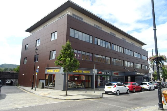 Thumbnail Office to let in 1D Market Chambers, Neath