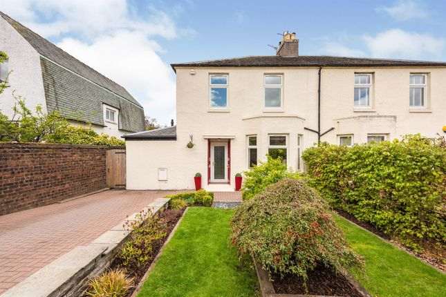Thumbnail Semi-detached house for sale in Victoria Street, Alloa