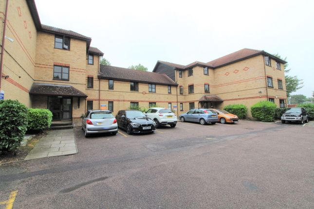 Thumbnail Flat for sale in Hickory Close, Edmonton