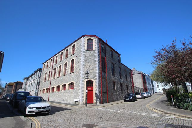 Thumbnail Flat for sale in Palace Street, Plymouth