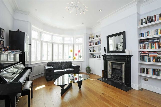 Thumbnail Semi-detached house to rent in All Souls Avenue, London