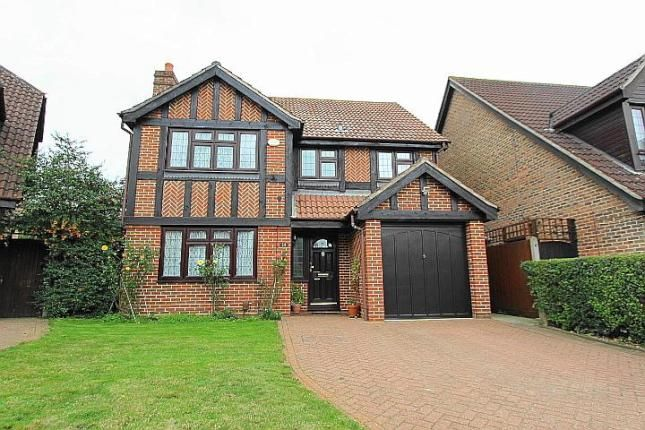 Thumbnail Detached house to rent in Kilpatrick Way, Hayes