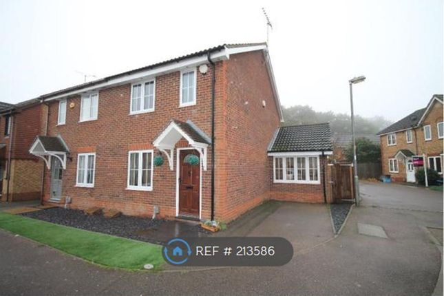 Thumbnail Semi-detached house to rent in Tamar Close, Stevenage