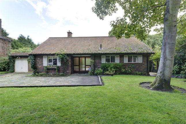 Thumbnail Detached bungalow for sale in Coombe Lane West, Coombe, Kingston Upon Thames