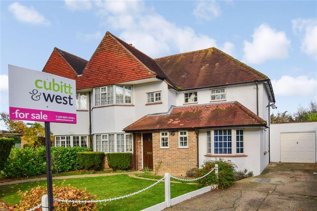 Thumbnail Semi-detached house for sale in The Gallop, Sutton, Surrey