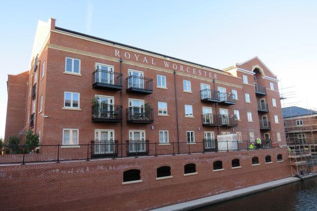 Exterior of Mill Street, Worcester WR1