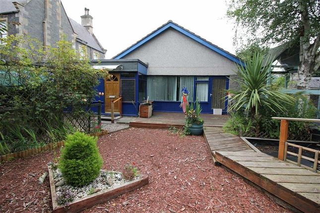 Thumbnail Detached bungalow for sale in Abbotsford Road, Galashiels