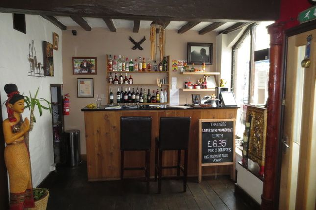 Thumbnail Leisure/hospitality for sale in High Street, Ellesmere