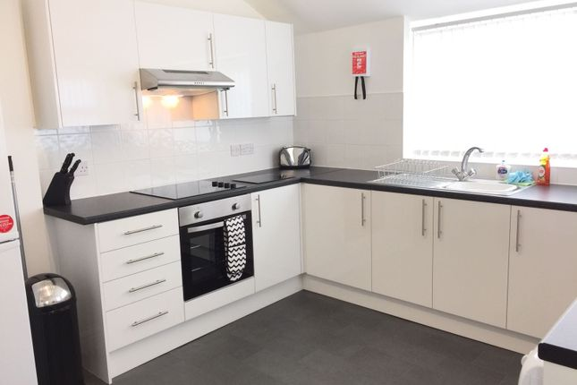 Thumbnail Shared accommodation to rent in Albert Avenue, Hull