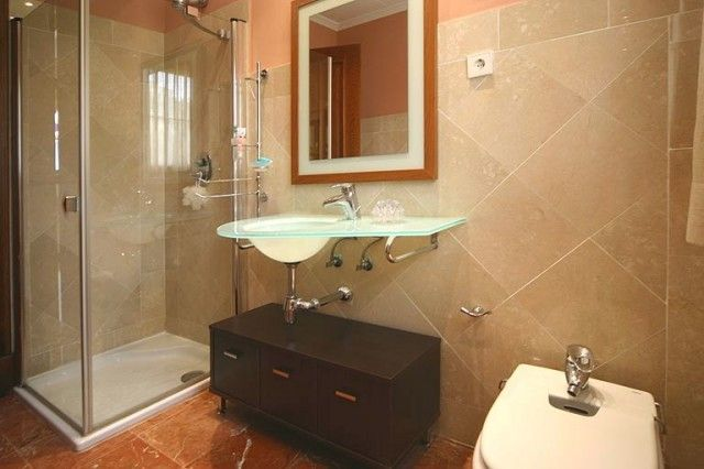 Shower Room of Spain, Málaga, Mijas, Mijas Golf