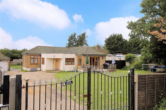 Thumbnail Detached bungalow for sale in Woodgreen Road, Waltham Abbey